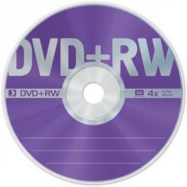 """ДИСК DVD+RW """"VS"""" 4Х В КОНВ."""