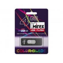 """ФЛЭШ-НАКОПИТЕЛЬ """"MIREX"""" 8 ГБ USB HARBOR BLACK"""
