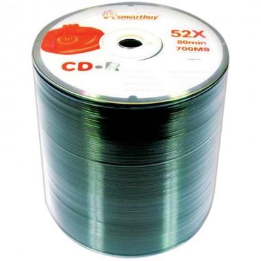 ДИСК CD-R 700MB SMART BUY 48-52X С КАРТИНКОЙ (100ШТ)