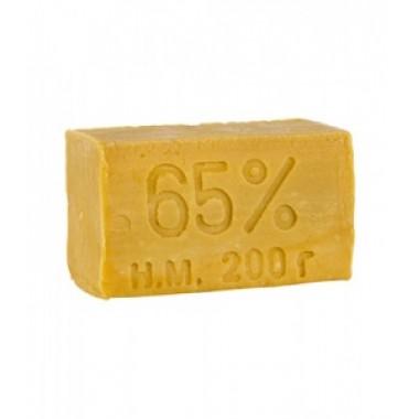 МЫЛО ХОЗЯЙСТВЕННОЕ 65% 200Г (КРАСНОДАР)